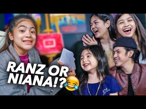 FAST TALK Siblings Edition Nagkaalaman Na Haha  Ranz and Niana