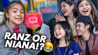 FAST TALK!! Siblings Edition! (Nagkaalaman Na Haha!) | Ranz and Niana