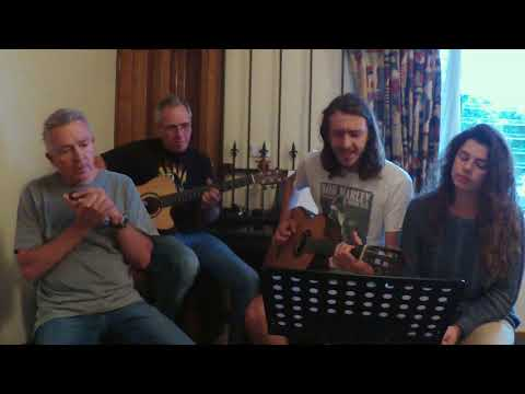 Boots of Spanish Leather - Bob Dylan cover by Carmen Marais and Nic Joubert
