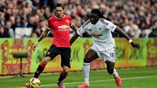 Swansea City Vs Manchester United 2-1 All Goals & Highlights || EPL 2015 || 720p HD