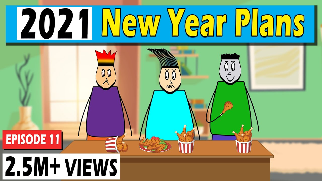 Download Aagam Baa || EPISODE 11: 2021 New Year Plans || New Year 2021|| Telugu comedy video|| 2021