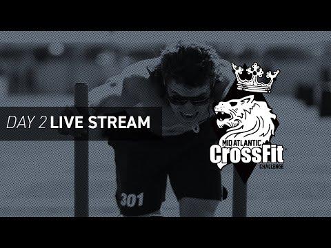 Semifinals: Mid-Atlantic CrossFit Challenge Day 2
