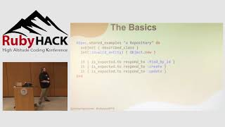 RubyHACK 2018 | Interfaces Not Required by James Thompson | Ruby Conference 2018