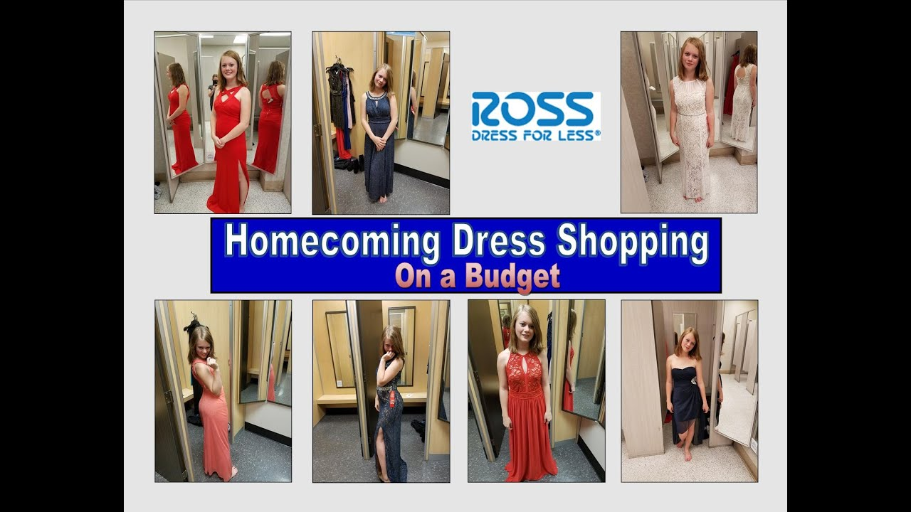 77c500163e6 Homecoming Dress Shopping on a Budget