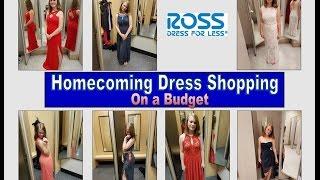 homecoming shopping