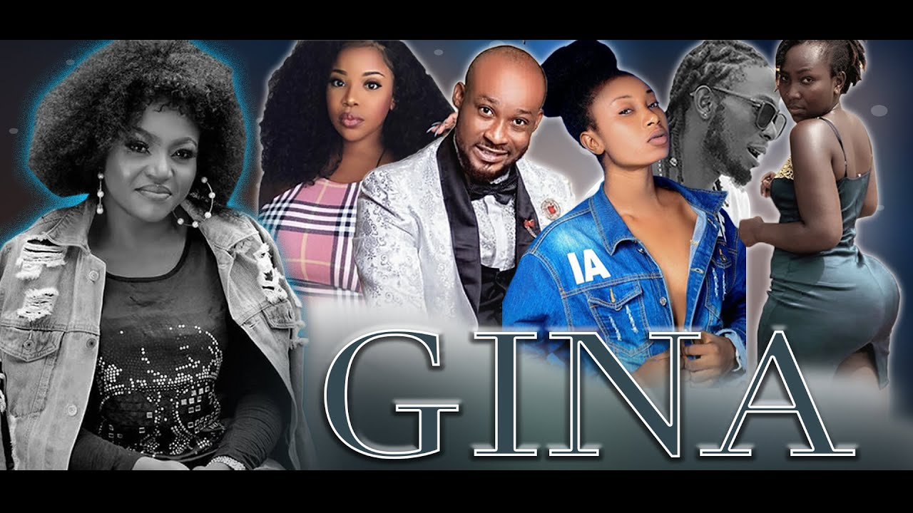 Download Gina Official Trailer - 2020 Nigerian Movie - Nollywood movies