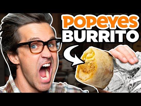 Will It Breakfast Burrito? Taste Test