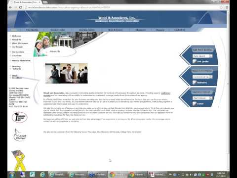 2013 11 07 15 00 Insurance Agent Website Strategy