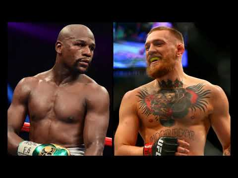 Conor McGregor Reacts To Glove Size Change To 8oz In His Fight Against Mayweather (AUG 16)