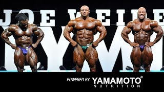Did Ramy Do Enough to Win? FULL Mr Olympia Prejudging Wrap-Up! Powered By Yamamoto Nutrition