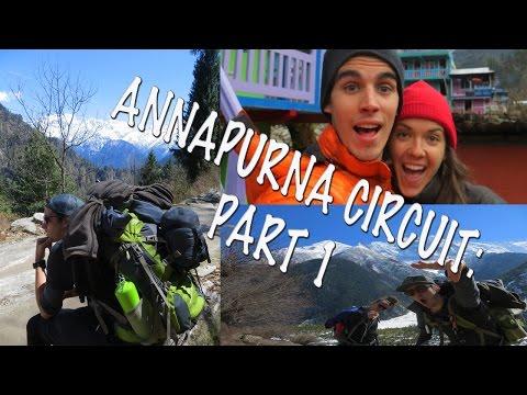 PART I - Trekking The Annapurna Circuit   Travel Bugs