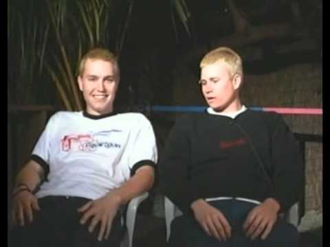 Blink 182 - Interview For Victory Records