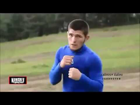 Why Khabib Destroys Everyone - Because Training!