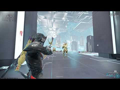 Warframe : Mutalist Cernos Riven + Hunter Munitions - YouTube