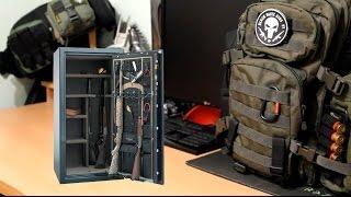 видео сейф для нарезного оружия