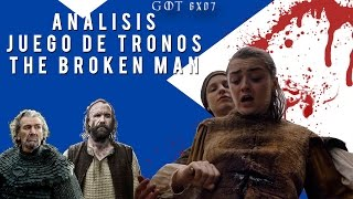 Lyanna Mormont épica aparición -   Games of Thrones 6x07 - Análisis - DATOS EXTRAS
