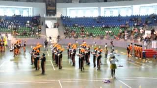DBSP drumband spanduga