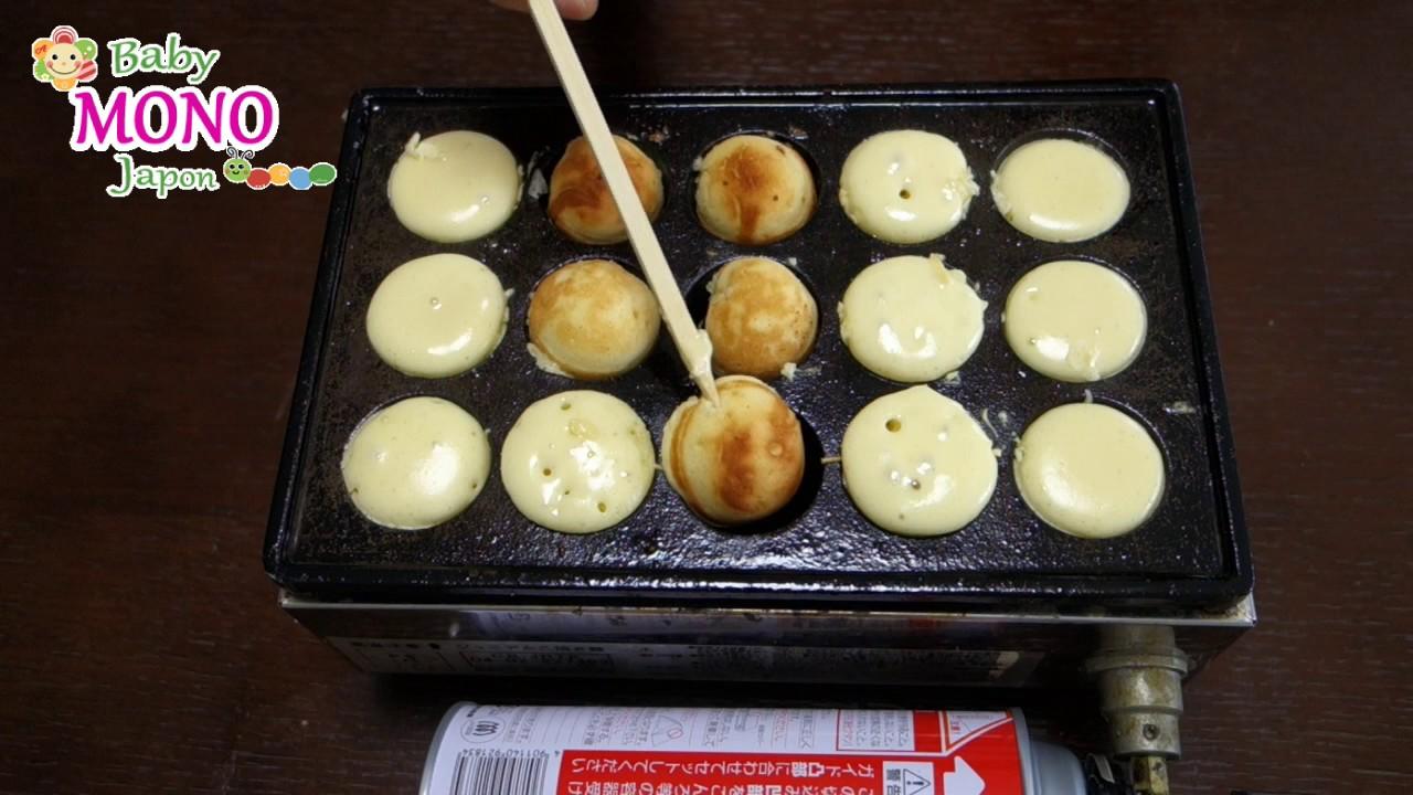 ホットケーキミックス アメリカンドッグ たこ焼き器