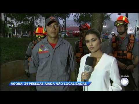 Bacci conversa com Sargento Diego, bombeiro que arriscou a própria vida para salvar um morador