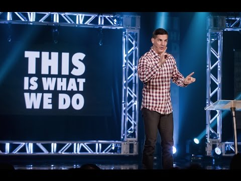 """This is What We Do: Part 1 - """"Put God First"""" with Craig Groeschel - Life.Church"""