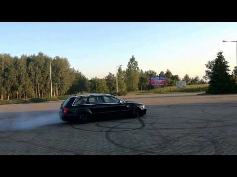 RS4 b5 donuts