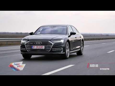 Test: Audi A8 50 TDI quattro 2018