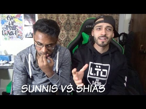 SUNNIS VS SHIAS!