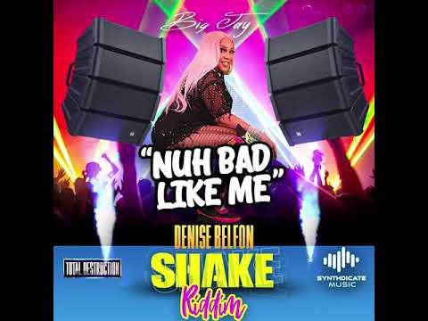 "Denise Belfon - Nuh Bad Like Me (Shake Riddim) ""2020 Soca"" (Trinidad)"