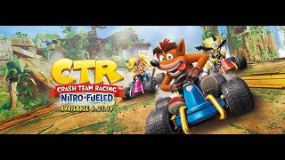 【古惑狼賽車:氮氣爆衝 重制版 2019】Crash Team Racing Nitro Fueled (CTR) Reveal Trailer PS4 June 21, 2019