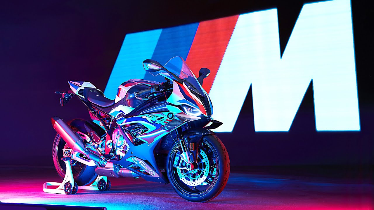 Download BMW M 1000 RR (2021) First M model from BMW Motorrad – Full Presentation