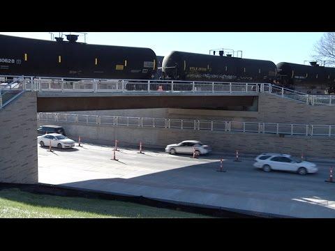 Iowa City In Focus: 1st Avenue Construction Update