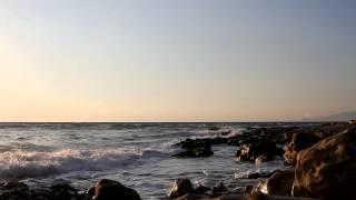 видео Ионическое море в греции