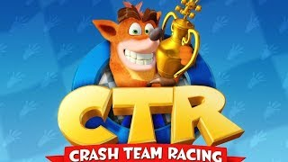 Game Kids Lets Play : Crash Team Racing Nitro