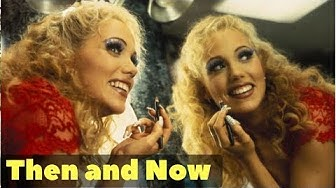 The Cast of 'Showgirls' Then and Now