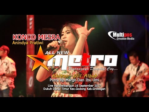 KONCO MESRA - ANINSYA PRATIWI - All New Metro - MULTIPOS Creative Media