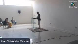 Exposição Bíblica em Malaquias 2.1-9 (Parte I) - Pr. Christopher Vicente