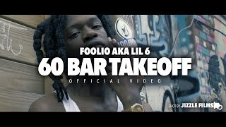Foolio - 60 Bar TakeOff Prod. #RellMadeTheBeatToo (Official Music Video)