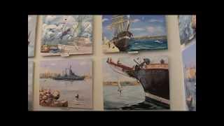 Выставка картин «Севастопольская весна»