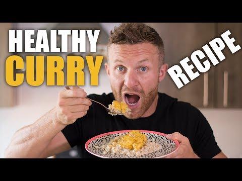 Super Easy Healthy Curry Recipe - Food Prep