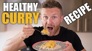 Super Easy Healthy Curry Recipe - Food Prep
