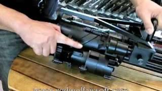 Echo1 Vulcan M134 Minigun (by CAW for Echo1) - RedWolf Airsoft - RWTV