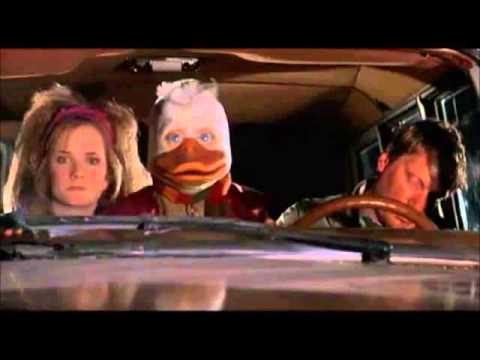 Worst parts of Howard the Duck