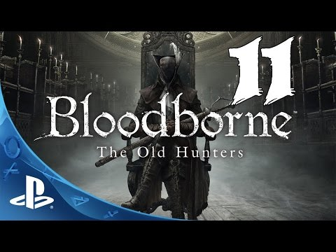 Bloodborne: The Old Hunters Walkthrough - Part 11: Orphan of Kos