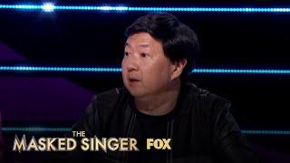Ken Thinks Frog Is Derek Hough | Season 3 Ep. 15 | THE MASKED SINGER