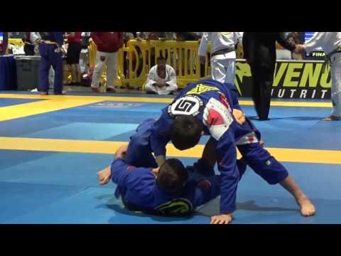 Michael Musumeci x João Miyao - American Nat'l 2016 - Black Belt Adult Male Light Feather -Final