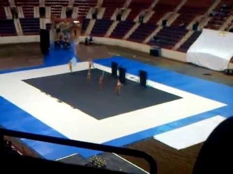 Boonsboro High School Color Guard 2011 Show #6
