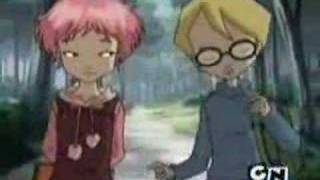 Jeremie/Aelita- When You Kiss Me