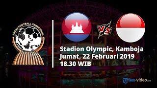 Jadwal Pertandingan Piala AFF U-22, Timnas Kamboja Akan Berhadapan dengan Timnas Indonesia