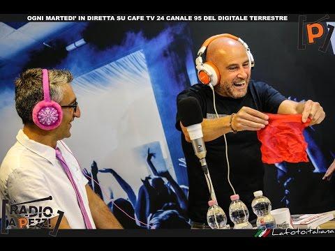 Claudio Moretti stupisce tutti alla Radio a Pezzi!