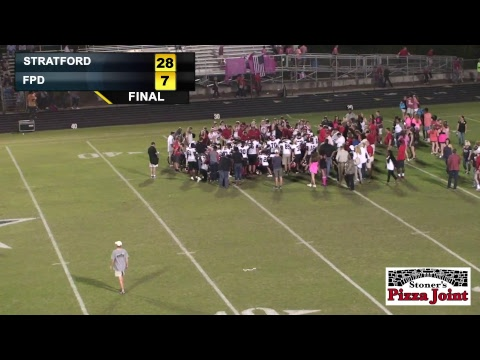 FPD Vikings Vs. Stratford Eagles Football - LIVE - 10/13/2017
